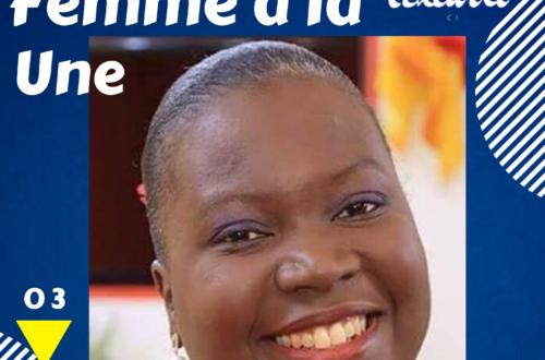 Article : FEMME à la UNE: SANDRINE ROLAND, la dynamique